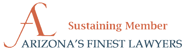 Sustaining Member Arizona Finest Lawyers Logo